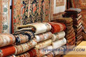 صادرات فرش و گلیم