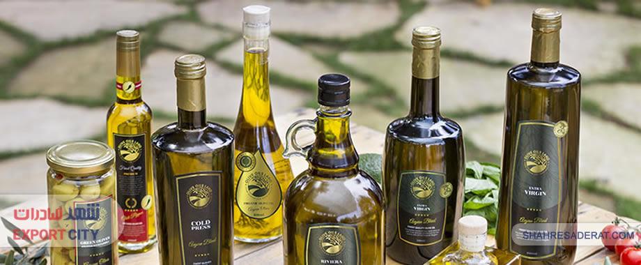 صادرات روغن زیتون در ایران