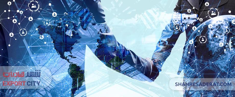 تنظیم قرارداد های بازرگانی بین المللی