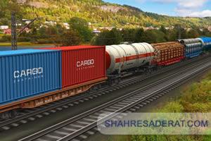 حمل و نقل کالا با قطار